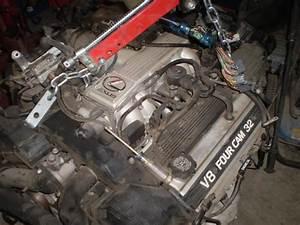 My 1990 Xcab Lexus V8 Swap
