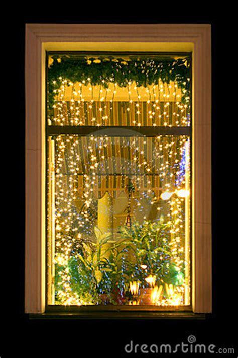 weihnachtsfenster lizenzfreies stockfoto bild 3642295