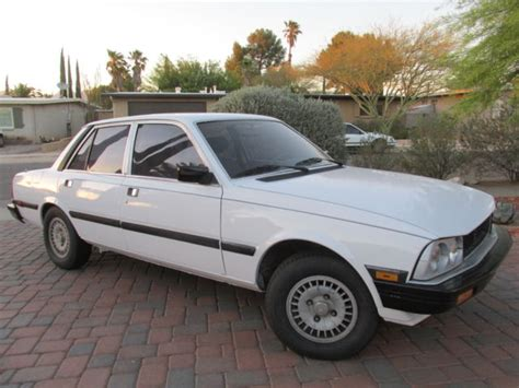peugeot cars diesel 1982 peugeot 505 turbo diesel for sale peugeot 505 td