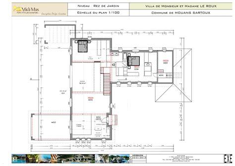 comment faire un bureau construction maison contemporaine 06 avis sur plan