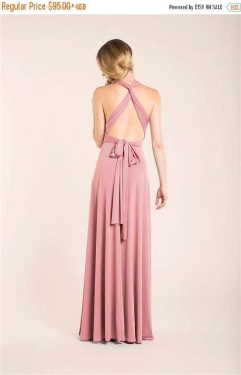 light blush pink dress christmas sale powder pink bridesmaid long dress