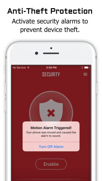 security for iphone security for iphone protection free anti theft app