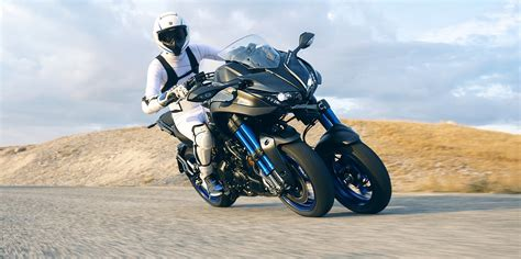 Yamaha Niken Leaning Trike Launched