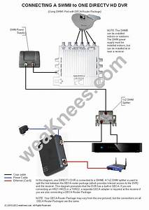 Direct Tv Genie Wiring Diagram