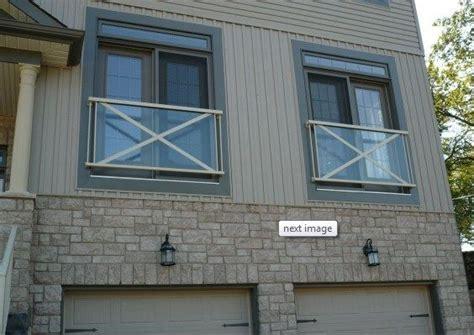 designer guard railing patio door barrier railing