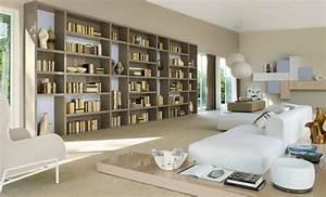 Class, la libreria componibile e modulare di Doimo Design Arredica