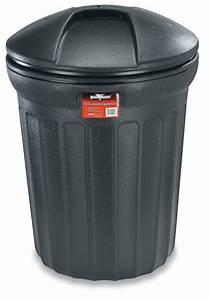 Rough, U0026, Rugged, 73250206, Trash, Can, 32, Gallon