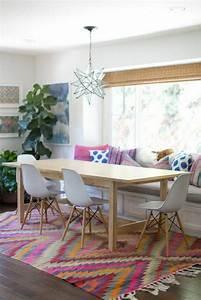 boho teppich frische haus ideen With balkon teppich mit romantische tapeten belle rose