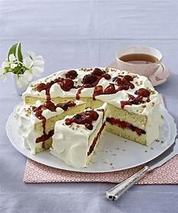 Torte Schnell Einfach : fruchtige beeren bananen torte rezept lecker ~ Eleganceandgraceweddings.com Haus und Dekorationen