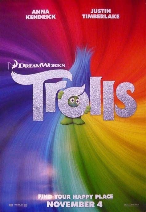 trolls dvd release date redbox netflix itunes amazon