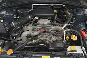 2007 Subaru Forester Engine Bay Nightmare