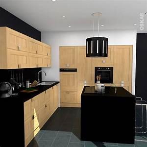 les 41 meilleures images du tableau cuisine equipee With good meuble ilot central cuisine 3 idee couleur cuisine la cuisine rouge et grise