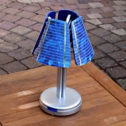 Solar Powered Reading Lamp by Solarmature Solar Powered Reading Lamp Envirogadget