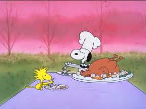 snoopy and the peanuts celebrate a brown thanksgiving toonbarntoonbarn