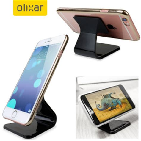 Micros Help Desk Uk by Olixar Micro Suction Iphone Desk Stand Black