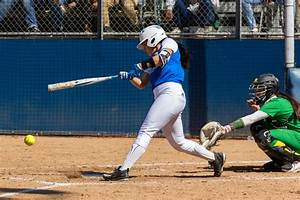 Bruin softball routed in mercy-rule loss against Oregon ...