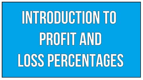 maths sums for class 7 profit and loss profit and loss