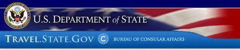 us department of state bureau of administration us state department updates mexico travel warning