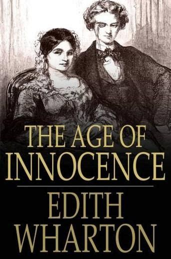 Age Of Innocence Quotes About Society