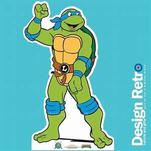 Ninja Turtle Leonardo Face