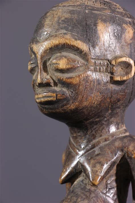 Statue Kongo (13235) - Statues africaines : fetiche tribal ...