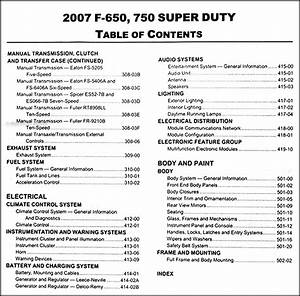 2007 Ford F650 Wiring Diagram   29 Wiring Diagram Images