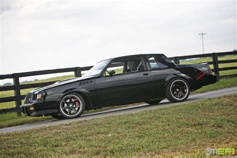 richard townsends  buick grand national  forgeline