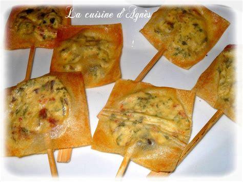 brousse cuisine sucettes apéritives au fromage la cuisine d 39 agnèsla