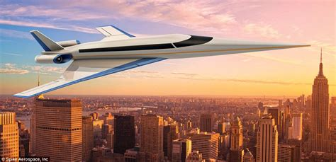 son  concorde private supersonic jet takes  skies