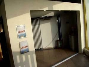 porte de garage sectionnelle lateralempg youtube With port de garage sectionnelle