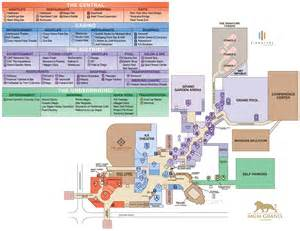 las vegas mgm grand hotel map
