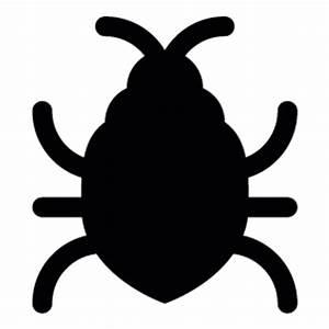Black Bug Clip Art – Cliparts