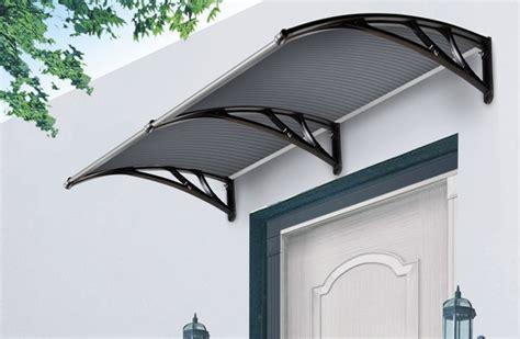 window awnings  door canopy range
