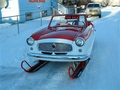 The Perfect Car For Winter