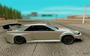 Nissan Gtr R32 : nissan skyline r32 gtr for gta san andreas ~ Medecine-chirurgie-esthetiques.com Avis de Voitures