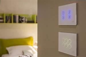 Lichtschalter Touch Glas : lichtschalter und steckdosen mit modernem design 50 ideen ~ Frokenaadalensverden.com Haus und Dekorationen