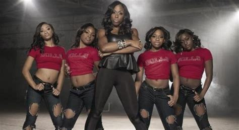 Dianna Williams Of 'bring It' Says She Worried About Porn