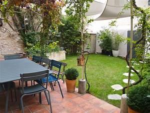 marseille le roucas blanc charmante maison avec jardin With nice modele de jardin paysager 14 pas japonais