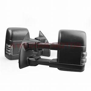 Power Heated Telescoping Towing Mirror   Signal For 99