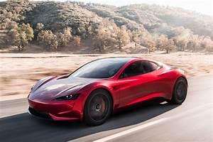Tesla Roadster Occasion : tesla roadster 2 infos performances tout sur le nouveau roadster photo 2 l 39 argus ~ Maxctalentgroup.com Avis de Voitures