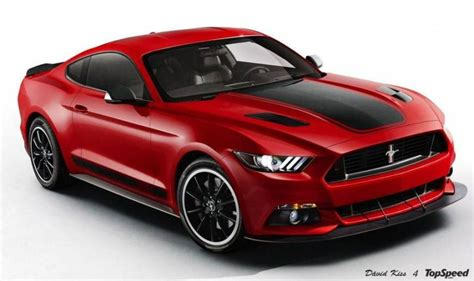 Generation 6 Mustang by The Best Mustang Generations Of All Time Ranked