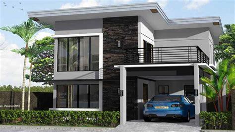 denah rumah minimalis type  model  lantai   lantai