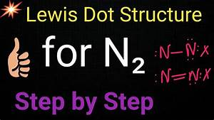 N2 Lewis Structure
