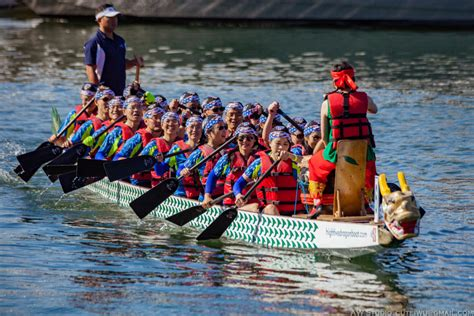 Dragon Boat Racing by Port Jefferson Gears Up For 4th Annual Dragon Boat Race
