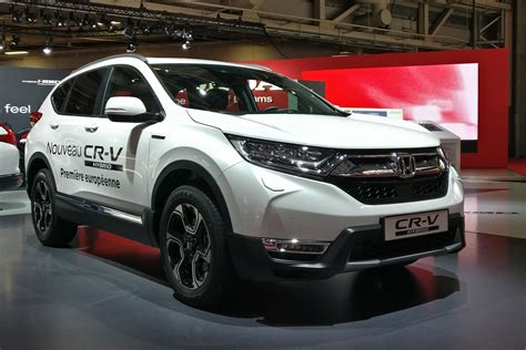 Honda Crv Picture by New Honda Cr V Hybrid Prices Specs And Pictures Auto