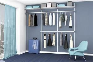Cabina armadio senza pannelli Produzione cabine armadio su misura Alucabina