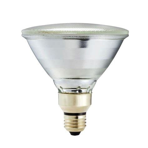 philips 90 watt equivalent halogen par38 dimmable