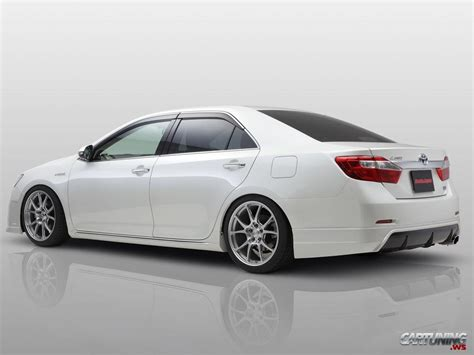 Toyota Camry Hybrid Modification by Tuning Toyota Camry Hybrid By Asuka Japan
