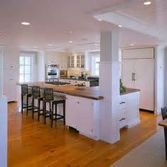 Kitchen Island Columns 1000 Images About Kitchen Pillars On Columns Beams And Islands