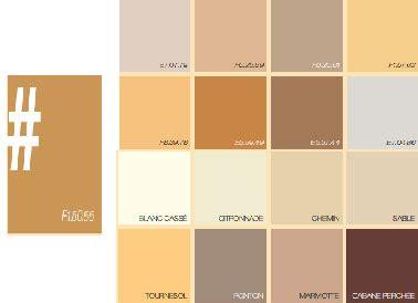 palette de couleur peinture pour chambre couleur chambre parentale palette de couleur peinture